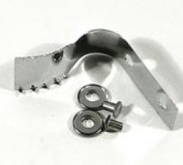 Corvette Top Shield Front Clip, with Rivets Small Block, 1966-1967