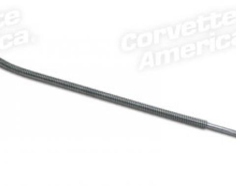 Corvette Brake Line, Left Front Block To Flex Hose, 1974-1982