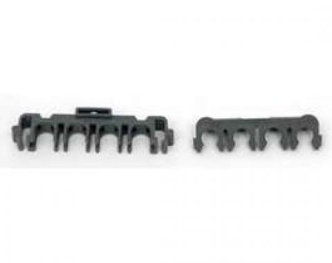 Corvette Spark Plug Wire Clip, 4 Loom, 1985-1991