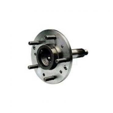 Corvette Wheel Spindle, With Disc Brakes, Rear, 1965-1982