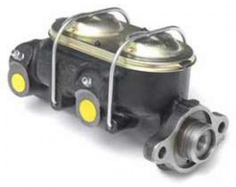Corvette Brake Master Cylinder, With Power Brakes, Correct, 1968-1972