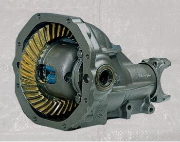 Corvette Differential, Rebuilt,  High Performance Application, With New Ring & Pinion, 1963-1979
