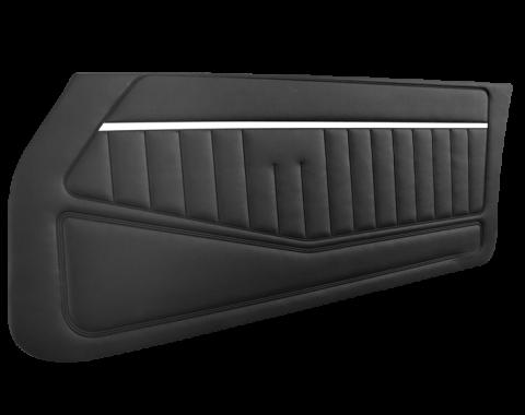 Distinctive Industries 1978-81 Camaro Standard Front Door Panels, Unassembled 073126