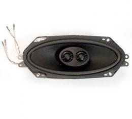 Scott Drake 64-66 DUAL VOICE COIL SPEAKER C5AZ-18808-DVC