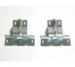 Scott Drake 65-66 FB TRAP DOOR HINGES,PAIR C5ZZ-6345702-A