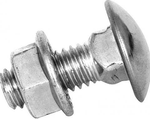 Camaro 3/8-16 X 1 Bumper Bolt with Nut, 1967-1973