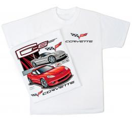 Corvette C6 Convertible & Z06 T-Shirt