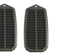 Classic Headquarters OEM Style Door Jamb Vent Assembly, Pair W-025P
