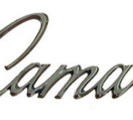 """Classic Headquarters Fender """"Camaro"""" Emblem W-362"""