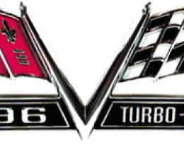 "Classic Headquarters ""396"" Turbo-Jet Flag, Each W-411A"