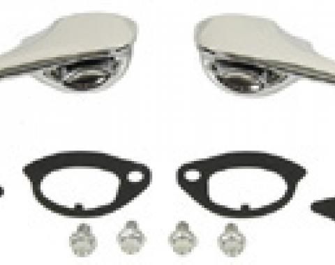 """Classic Headquarters """"F"""" Outer Door Handle Kit W-852"""