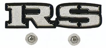 Classic Headquarters Camaro Rallysport Rear Panel Emblem W-250