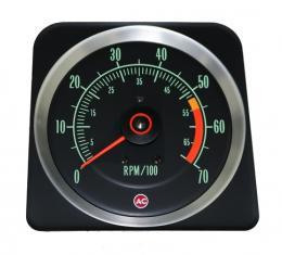 Classic Headquarters Camaro 5, 500 Redline 7, 000 Tachometer All Ignitions R-151