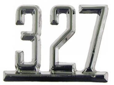 Classic Headquarters 327 Fender Emblem, Each W-263