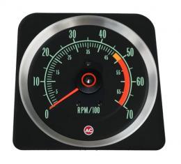 Classic Headquarters Camaro 5, 000 Redline 7, 000 Tachometer All Ignitions R-150