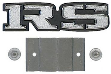 Classic Headquarters Rallysport Grille Emblem W/Retainer W-249