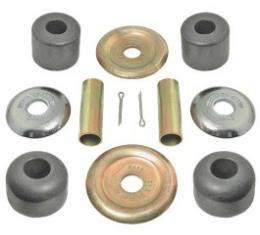 Ford Thunderbird Strut Rod Bushing Kit, 12 Pieces, 1962-66