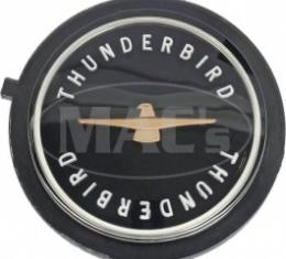 Ford Thunderbird Deluxe Wheel Cover Center Medallion, 1963