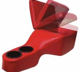 Ford Thunderbird Wing Rider Console, Red, 1956
