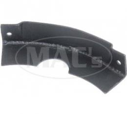 Ford Thunderbird Transmission Shift Lever Shield, Ford-O-Matic, For Shift Selector Dial Light, 1955-57
