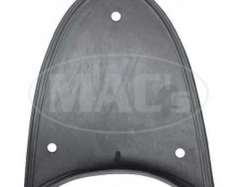 Ford Thunderbird Blank Off Plate Pad, For Vehicles Without Backup Lights, 1955