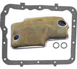 Ford Thunderbird Transmission Screen Kit, Includes Screen & Pan Gasket, 1955-57