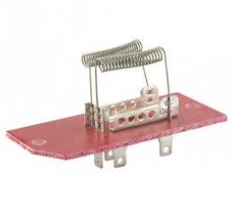 Daniel Carpenter Heater Blower Motor Resistor, 1962-67 C20A-18591