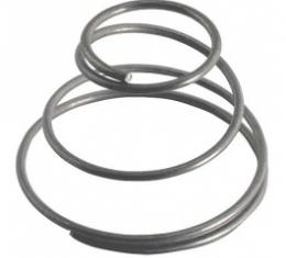Ford Thunderbird Windshield Washer Pump Spring, Stainless Steel, Inside Washer Pump, 1955-56