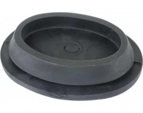 Ford Thunderbird Firewall Grommet, Speedometer Cable Grommet, For Manual Transmission, 1955-57