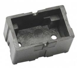 Ford Thunderbird Power Window Lockout Switch Housing, Used When A Lockout Switch Is Not Used, 1966