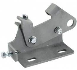 Ford Thunderbird Top Swing Arm Bar Bracket, Left, Late Type, 1956-57
