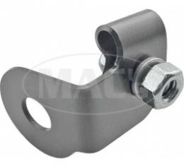Ford Thunderbird Hood Release Cable Bracket, At Firewall, 1955-57