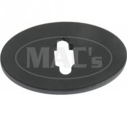 Tachometer Mounting Plate, 1963