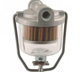 Ford Thunderbird Fuel Filter, In-line, 352 V8, 1958-59