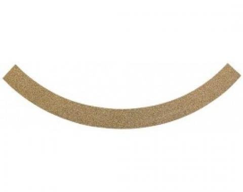 Ford Thunderbird Air Cleaner To Hood Seal, Rubber & Cork, 1955-57