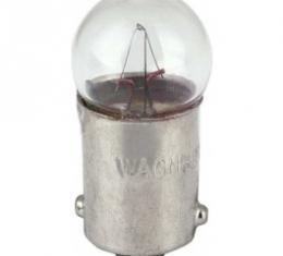 Ford Thunderbird Light Bulb, Ashtray, 1958-66