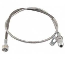 Ford Thunderbird Tachometer Cable And Housing, 1956-57