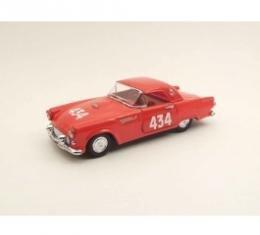 Thunderbird Model, #434 Racecar, Die-Cast, 1:43 Scale, 1955