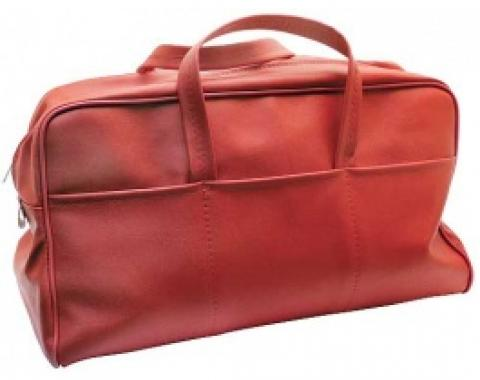 Ford Thunderbird Tote Bag, Red, 1957