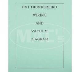 1971 WIRING DIAGRAM