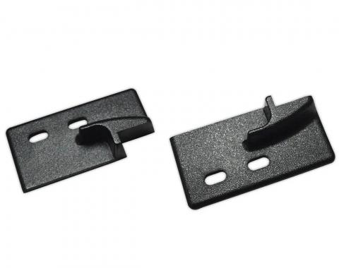 Corvette Curtain Retainer Clips, Original, 1984-1996