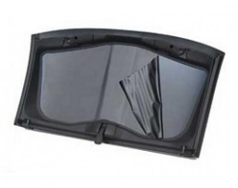 Corvette Inner Roof Panel Sunliner, Solid Black, 2005-2013