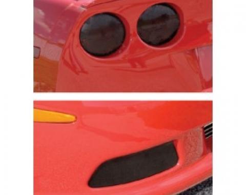 Corvette Black-Out Kit, Static Cling, 2005-2013