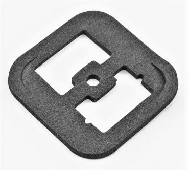 Camaro Electrical Bulkhead Connector at Firewall Seal Gasket, 1968-1969