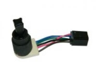 Corvette Power Mirror Control Toggle Switch, 1987-1989