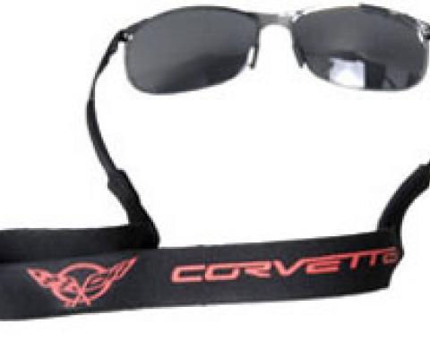 Corvette Neoprene Sunglass Retainer