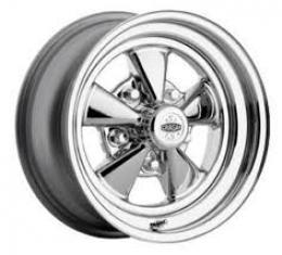 Corvette Cragar Stainless Steel Wheel, 1965-1982