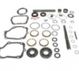 Corvette Transmission Rebuild Kit, 4 Speed Muncie, 1965-1974