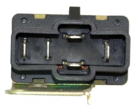 Corvette Anti-Theft Relay, Mounts Under Shifter Console, 1977-1980