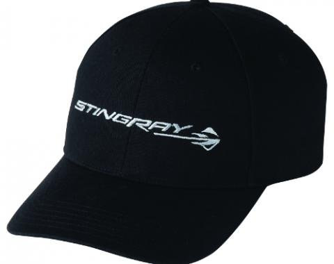 Corvette Stingray Structured Cotton Twill Cap